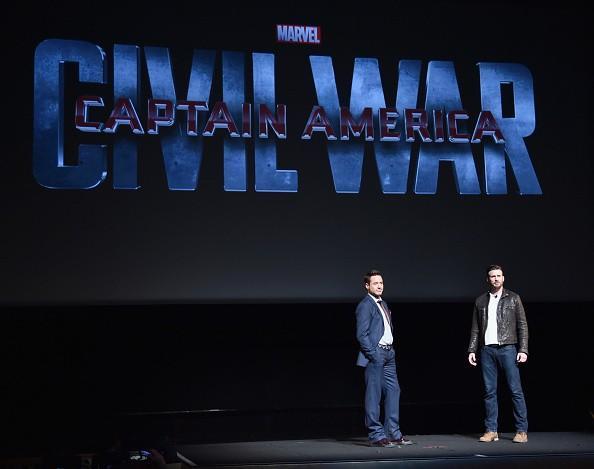 """""""Captain America: la guerre civile 'Cast & Trailer: le rôle du Plot Détails, rumeurs et Martin Freeman taquiné"""