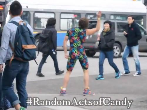 Random Acts Of Candy avec Andy Spandy