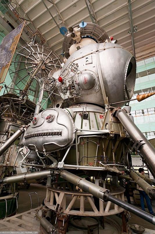 Secret Russie soviétique a échoué Programme Lune
