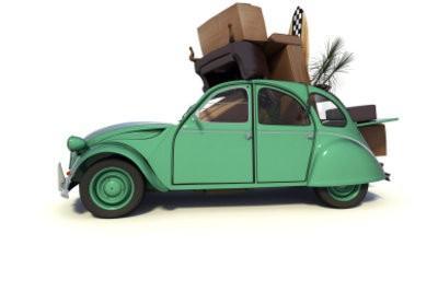 Ummelden Automobile: Que dois-je lors du déplacement dans une autre ville?  - Notes