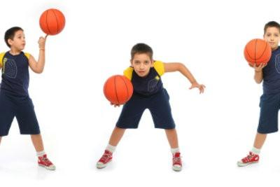 Réchauffement par le Basket-ball - exercices simples