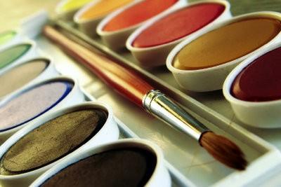 Utilisez la boîte de peinture correctement avec aquarelles - Voici comment