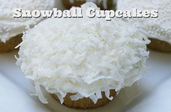 Comment faire boule de neige avec des petits gâteaux de noix de coco