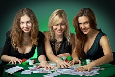 Casino-vêtements - des suggestions pour les dames