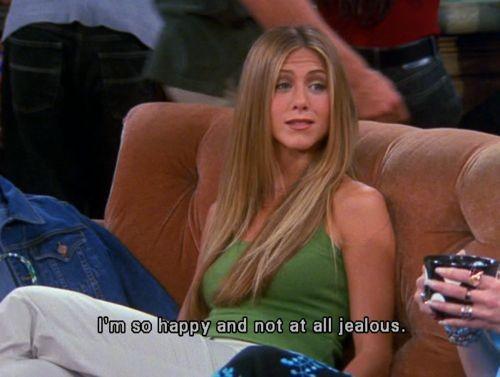 Rachel Green est mon gourou rupture