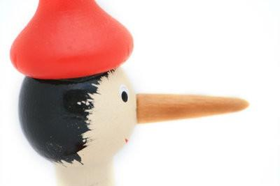 Panneau pour les enfants - de sorte que vous pouvez transformer vos petits dans Pinocchio