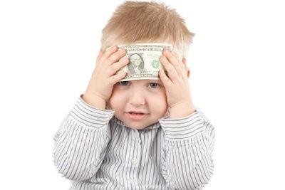 Dépenser de l'argent pour quelle utilisation?  Donc enseigner la gestion de l'argent -