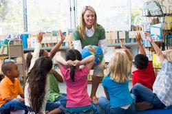 Adieu pour l'enseignant de maternelle - si vous faites la fête d'adieu