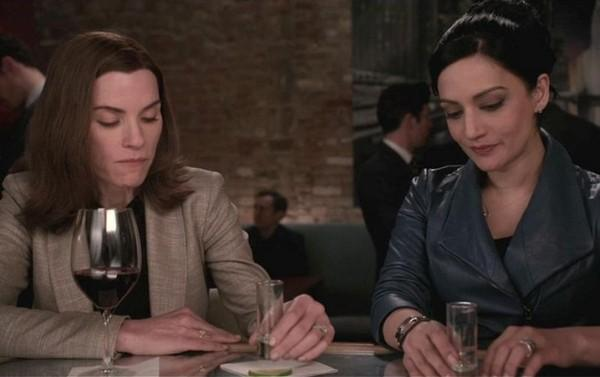 'The Good Wife' Saison 7 spoilers: Actrice Archie Panjabi ouvre le propos de la scène finale de Kalinda Avec Alicia [Visualisez]