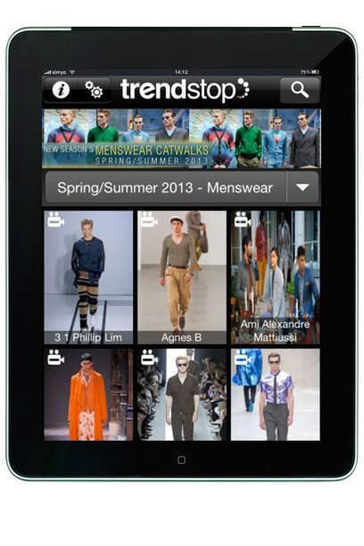 Meilleures applications de mode pour ipad mini co for Application miroir pour ipad