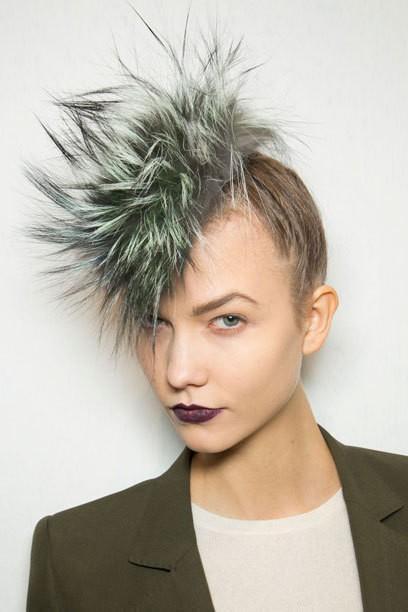 Tendances coiffure 2013: Les plus belles coiffures du printemps de la piste