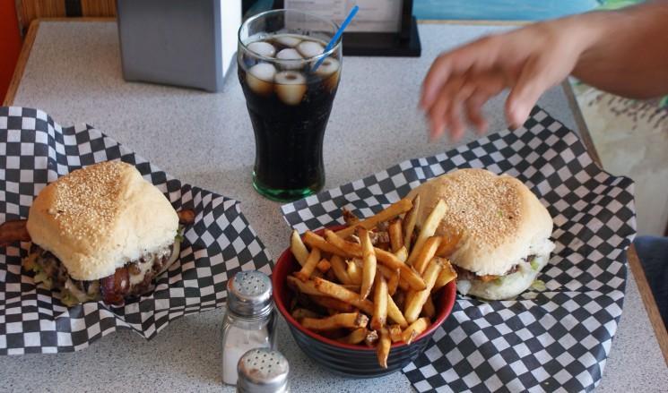 """Sain"" Fast Food: Y at-il Offres réel de repas?"