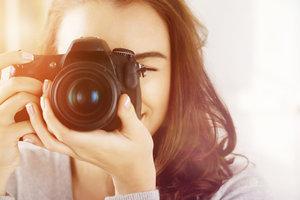 Possibilités de photos - des idées créatives pour les débutants
