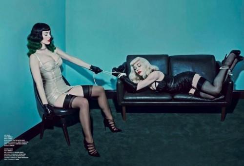 Pourquoi Madonna sexualiser Toujours jeunes Pop Stars?