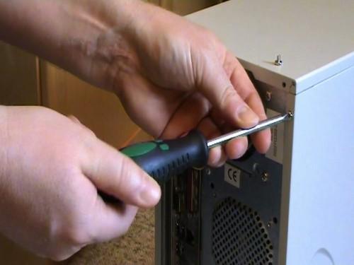 Retrait du disque dur tout PC - comment cela fonctionne: