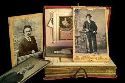 Trouver des photos d'école - que faire si vieilles photos ont été perdus?