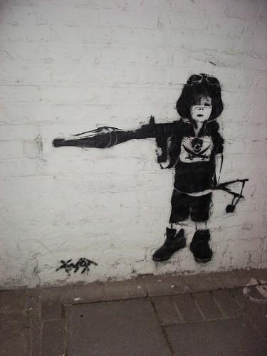 Vous voulez être un kamikaze quand vous grandissez?  Pourquoi attendre?