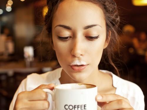 Café avec un Plan d'Snickers: Quel est votre plaisir coupable?