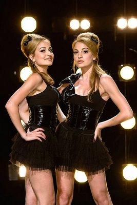 Top 10 les plus sexy ensembles de Celebrity Twins