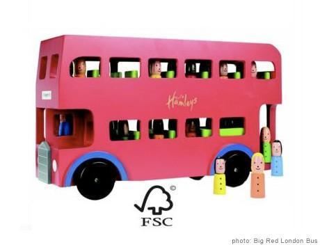 Produits respectueux de l'environnement pour les enfants