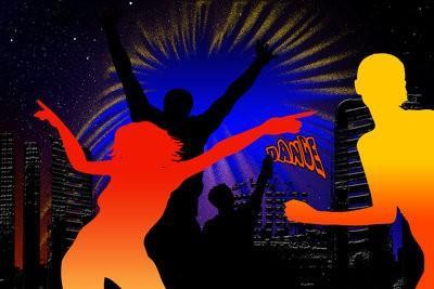 Eh bien apprenez à danser - si vous développez la conscience du corps