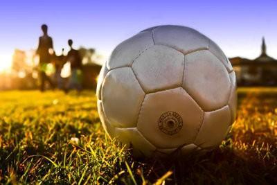 Faire du football autocollant lui-même - Instructions