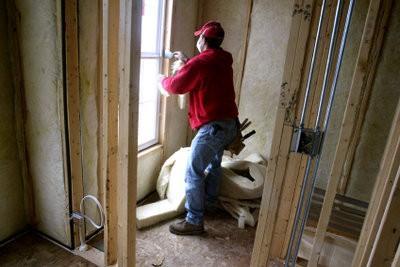 Isoler les murs intérieurs - comment cela fonctionne: