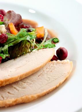 Thanksgiving Turkey - dans la mijoteuse!