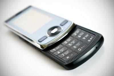 Interrupteur lorsque le Sony Ericsson C905