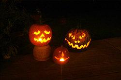 Idées de bricolage pour Halloween - si vous faites une entrée fantasmagorique de la maison