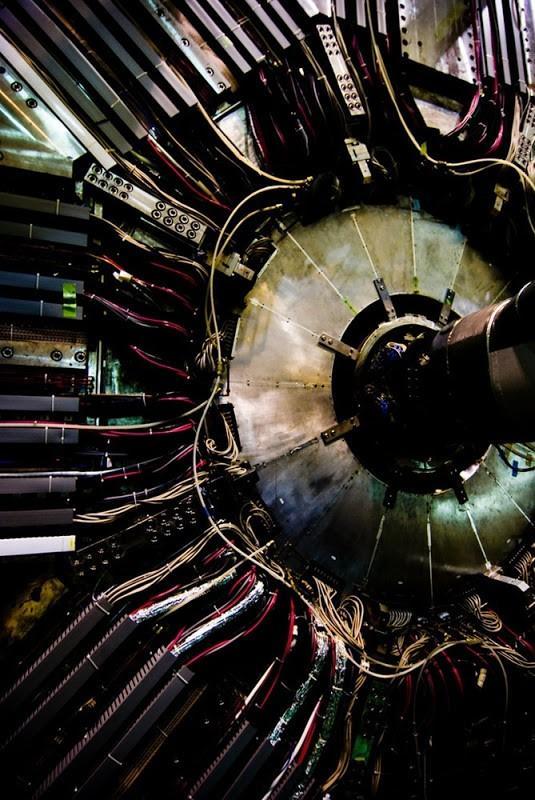 Dans les coulisses du physique des particules Labs