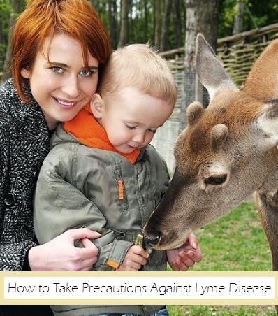 Cas maladie de Lyme à la hausse: 10 choses que vous pouvez faire pour protéger votre famille