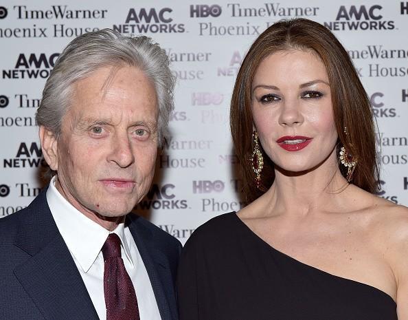 """Michael Douglas, Catherine Zeta Jones & Relation Breakup rumeurs: acteur dit mariage est 'Back Stronger Than Ever """""""