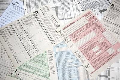 Déclaration d'impôt - les recettes perdu: Comment procéder