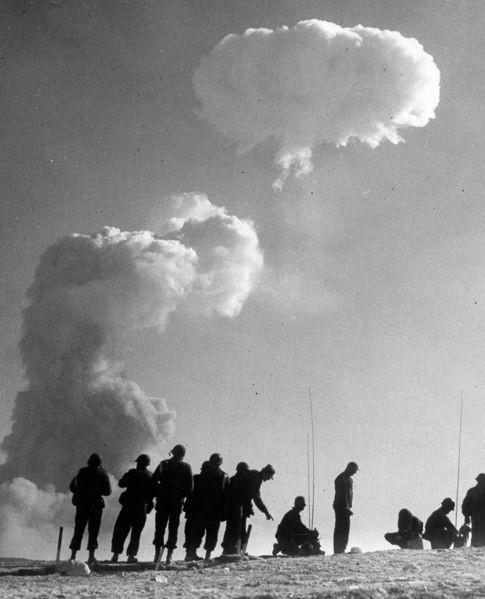 Comment regarder une explosion nucléaire