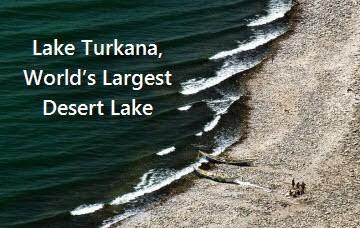 Les Lacs de Ubari Mer de Sable