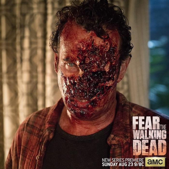 """«Peur du Walking Dead"""" aura un Tie-In 'The Walking Dead' En Saison 2"""