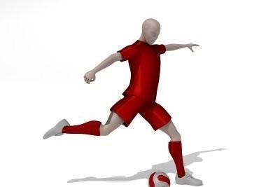 Effectuer avec succès dans la pratique de tir de football