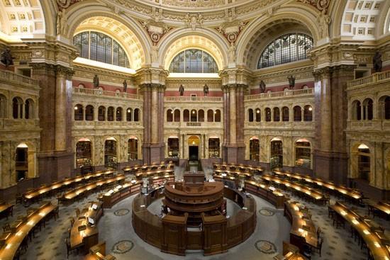 25 bibliothèques les plus incroyables du monde entier