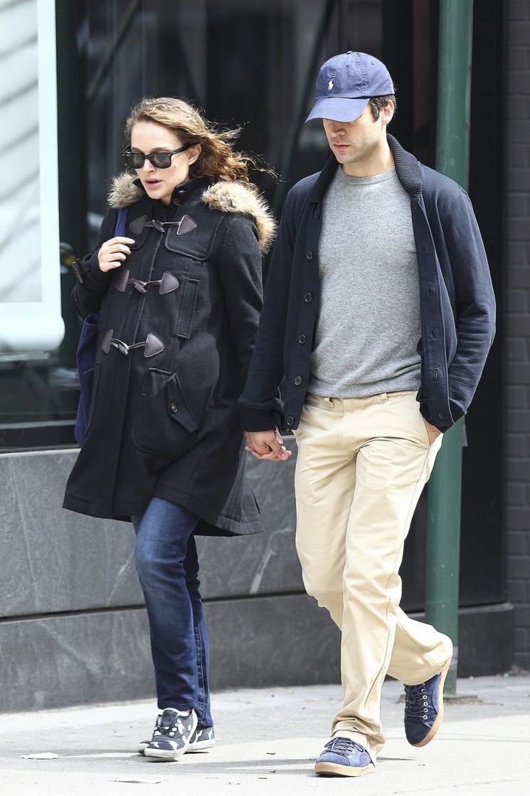 Benjamin Millepied et Natalie Portman bébé: Leur Road to Parenthood (Photos)