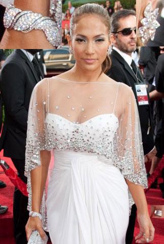 Top 10 des actrices célèbres de Hollywood avec leurs belles robes et bijoux Red Carpet