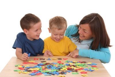 Jeux préscolaires - afin que vos enfants apprennent