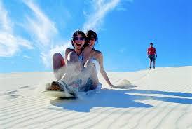 Top 10 des plus populaires Sandboarding destinations dans le monde