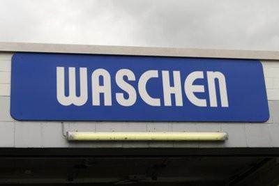 Le lavage de voiture dans une auto-lavage - Ce que vous devriez considérer cette