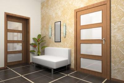 Retirer les panneaux de verre pour portes et fermer avec du bois - Instructions