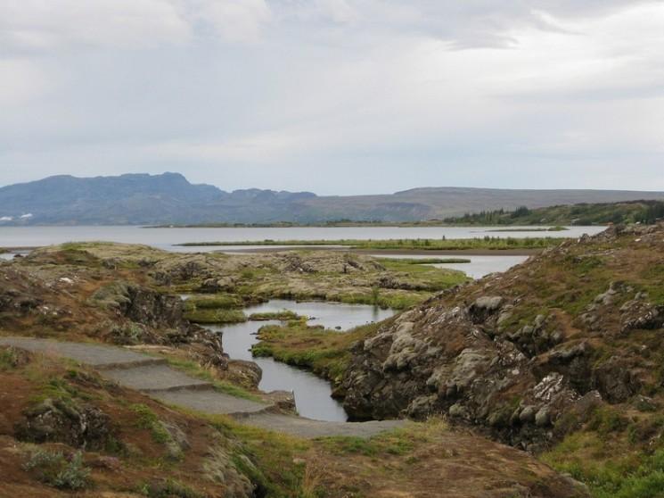 Silfra: The Crack entre deux continents