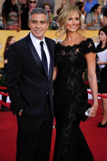 George Clooney et Stacy Keibler: séparation déroulé sans drame