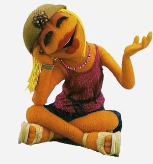 Qu'est-ce que Your Favorite Female Muppet dit de vous