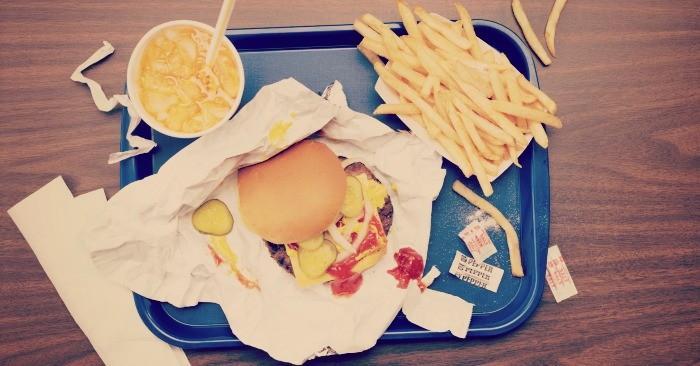 Ironie du sort, ce qui me manque le plus propos Fast food ne sont pas les aliments à tous
