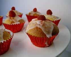 Fruitées de citron Cupcakes